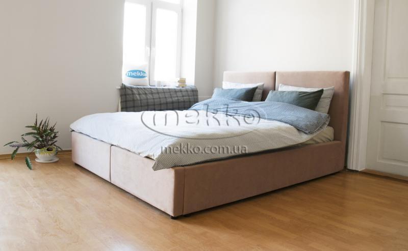 М'яке ліжко Enzo (Ензо) фабрика Мекко  Чугуїв