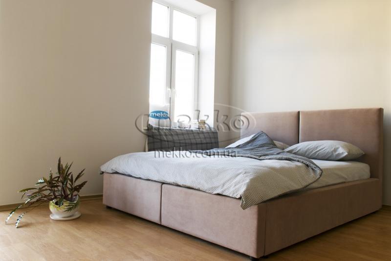 М'яке ліжко Enzo (Ензо) фабрика Мекко  Чугуїв-3