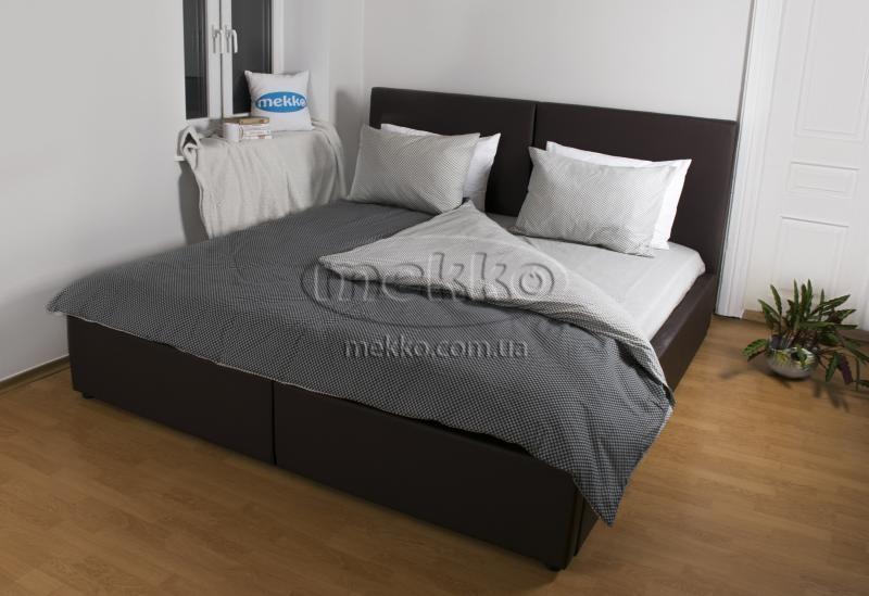 М'яке ліжко Enzo (Ензо) фабрика Мекко  Чугуїв-9